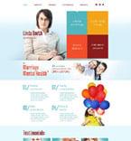 Medical Website  Template 53011