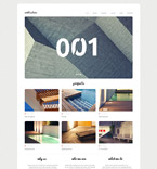 Architecture WordPress Template 53013