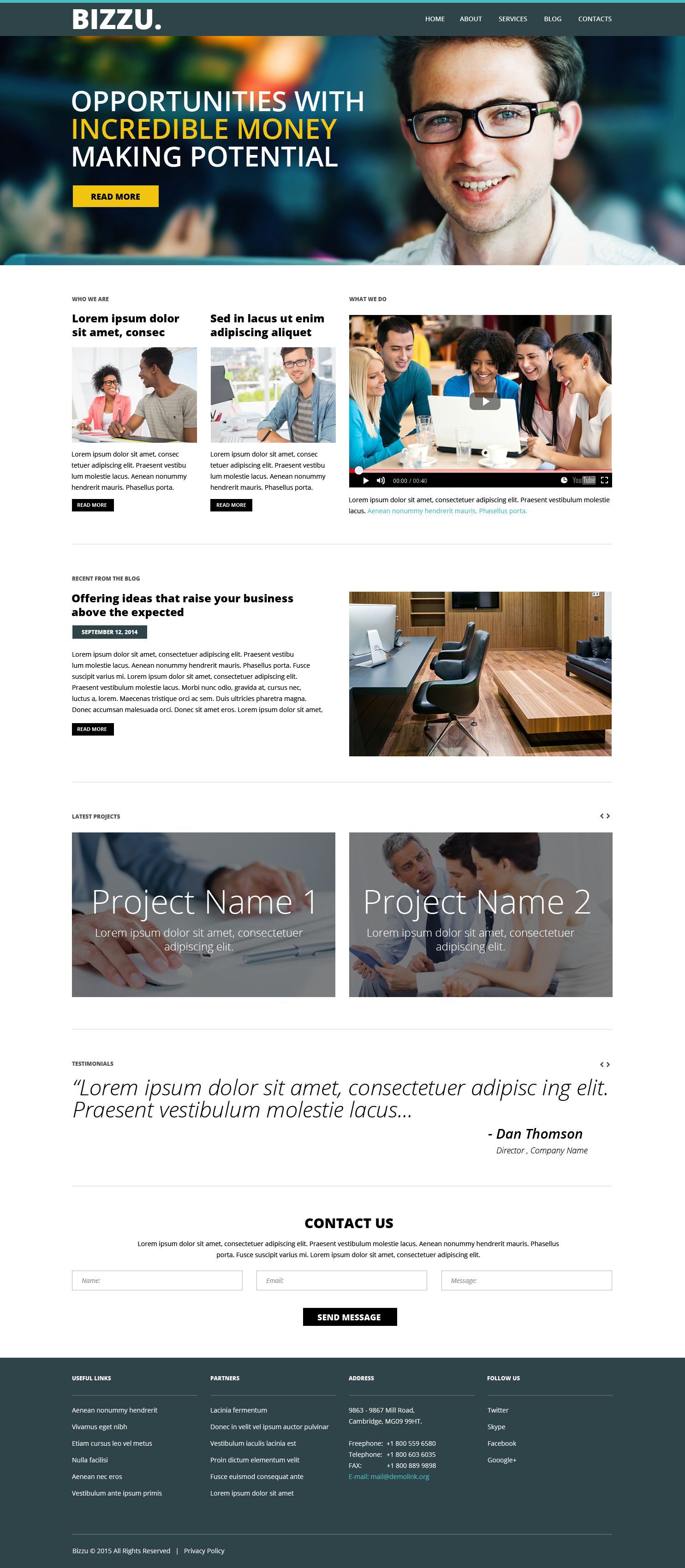 The Bizzu Business WordPress Design 53014, one of the best WordPress themes of its kind (business, most popular), also known as bizzu business WordPress template, success company WordPress template, enterprise solution WordPress template, business WordPress template, industry WordPress template, technical WordPress template, clients WordPress template, customer support WordPress template, automate WordPress template, flow WordPress template, services WordPress template, plug-in WordPress template, flex WordPress template, profile WordPress template, principles WordPress template, web products WordPress template, technology system and related with bizzu business, success company, enterprise solution, business, industry, technical, clients, customer support, automate, flow, services, plug-in, flex, profile, principles, web products, technology system, etc.