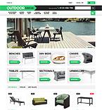 Furniture PrestaShop Template 53025