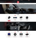 Cars OpenCart  Template 53031