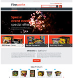 Entertainment Magento Template 53032