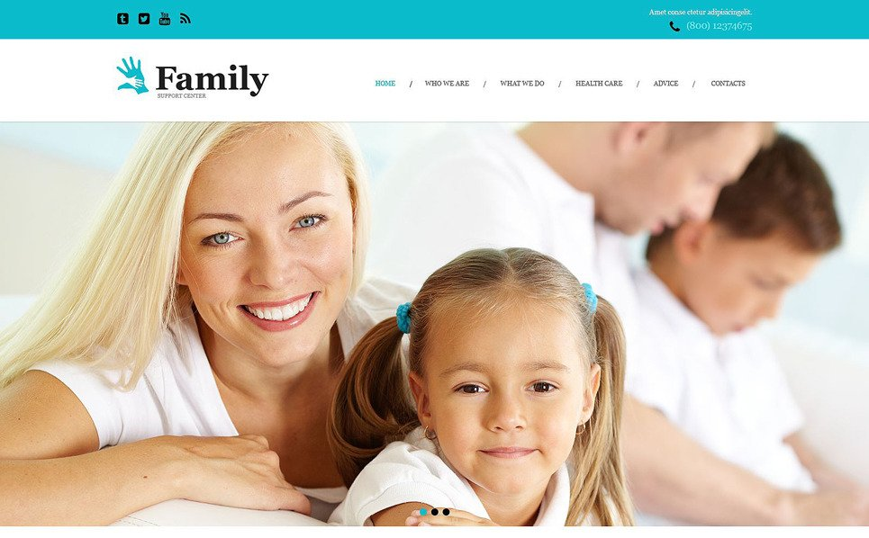 Modèle Muse  pour site de famille New Screenshots BIG
