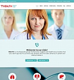 Medical Moto CMS HTML  Template 53052