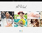 Art & Photography Photo Gallery  Template 53066