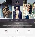 Art & Photography Photo Gallery  Template 53076