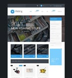 Sport Shopify Template 53080