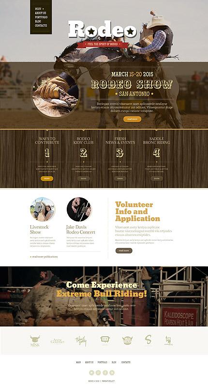 Website Template #53082