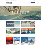 Travel OpenCart  Template 53084
