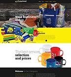 Art & Photography Website  Template 53085