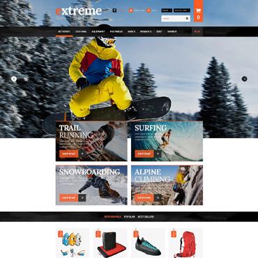 Купить  пофессиональные PrestaShop шаблоны. Купить шаблон #53088 и создать сайт.