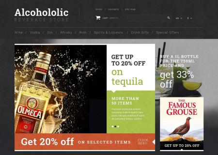 Alcoholic Beverage Store