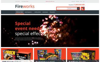 Fireworks Store Magento Theme