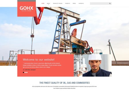 Oil And Gas Company