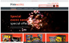 """Magasin des feux d'artifice"" thème Magento adaptatif New Screenshots BIG"