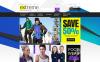 "Magento Theme namens ""Extreme Sportswear  Gear"" New Screenshots BIG"