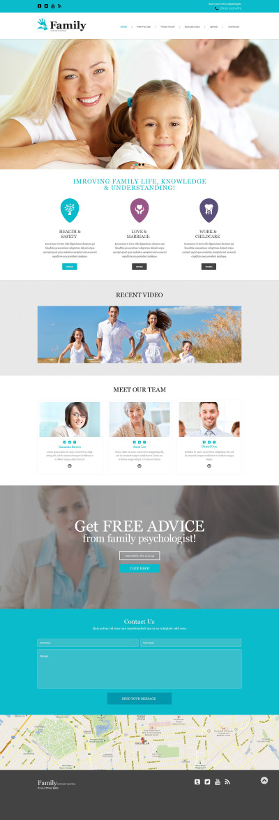 Family Muse Template