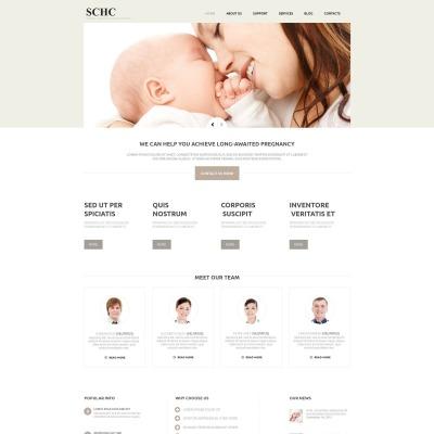 Medical Moto CMS HTML Şablon