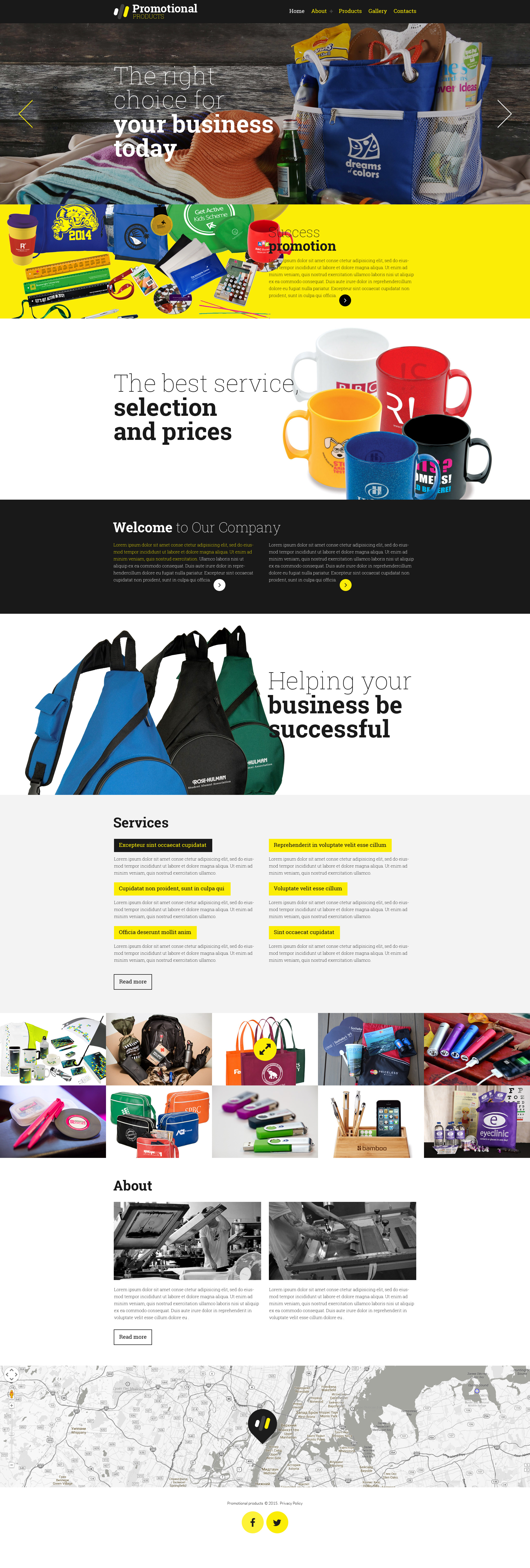 Responsive Advertising Agency Web Sitesi #53085