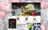 Responsywny szablon OpenCart Fruit Gifts Store #53041 New Screenshots BIG