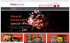 Tema Magento Flexível para Sites de Entretenimento №53032 New Screenshots BIG