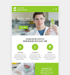 Science Newsletter  Template 53103