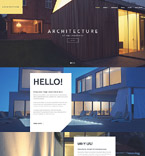 Architecture WordPress Template 53109