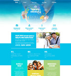 Travel Joomla  Template 53113