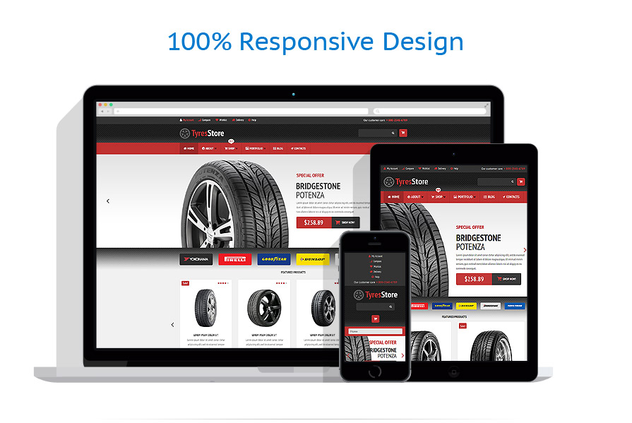 WooCommerce Themes Voitures #53114