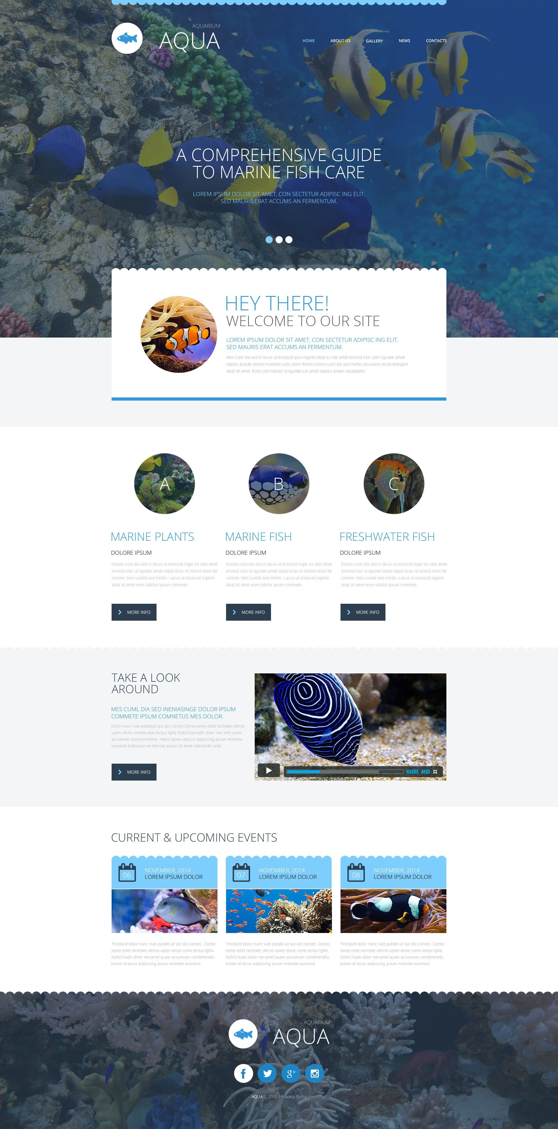 The Aquarium Aqua Responsive Javascript Animated Design 53119, one of the best website templates of its kind (animals & pets, most popular), also known as aquarium aqua website template, underwater website template, aquatic website template, zoo website template, sea-horse website template, dolphins website template, water website template, fishes website template, starfish website template, tortoise website template, photos website template, gallery website template, life website template, show website template, preserve website template, events website template, visitors website template, educational program website template, aquarium website template, coral and related with aquarium aqua, underwater, aquatic, zoo, sea-horse, dolphins, water, fishes, starfish, tortoise, photos, gallery, life, show, preserve, events, visitors, educational program, aquarium, coral, etc.