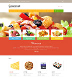Food & Drink OpenCart  Template 53122
