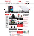 Electronics Joomla  Template 53133