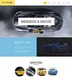 Cars Joomla  Template 53134