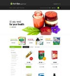 Medical PrestaShop Template 53135