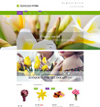 Flowers Shopify Template 53138