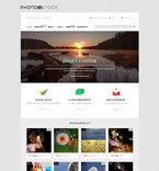 Art & Photography Shopify Template 53140