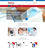 Medical Shopify Template 53141