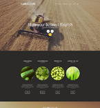 Agriculture Joomla  Template 53147