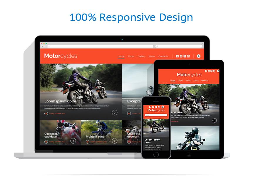 Modèles HTML5 Sport #53156