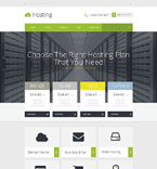 Web Hosting OpenCart  Template 53161