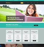 Education Joomla  Template 53168
