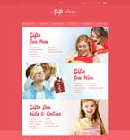 Gifts PrestaShop Template 53171