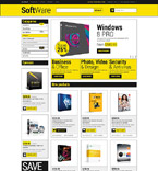 Software Magento Template 53175