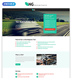Landing Page  Template 53183