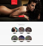 Art & Photography Unbounce  Template 53186