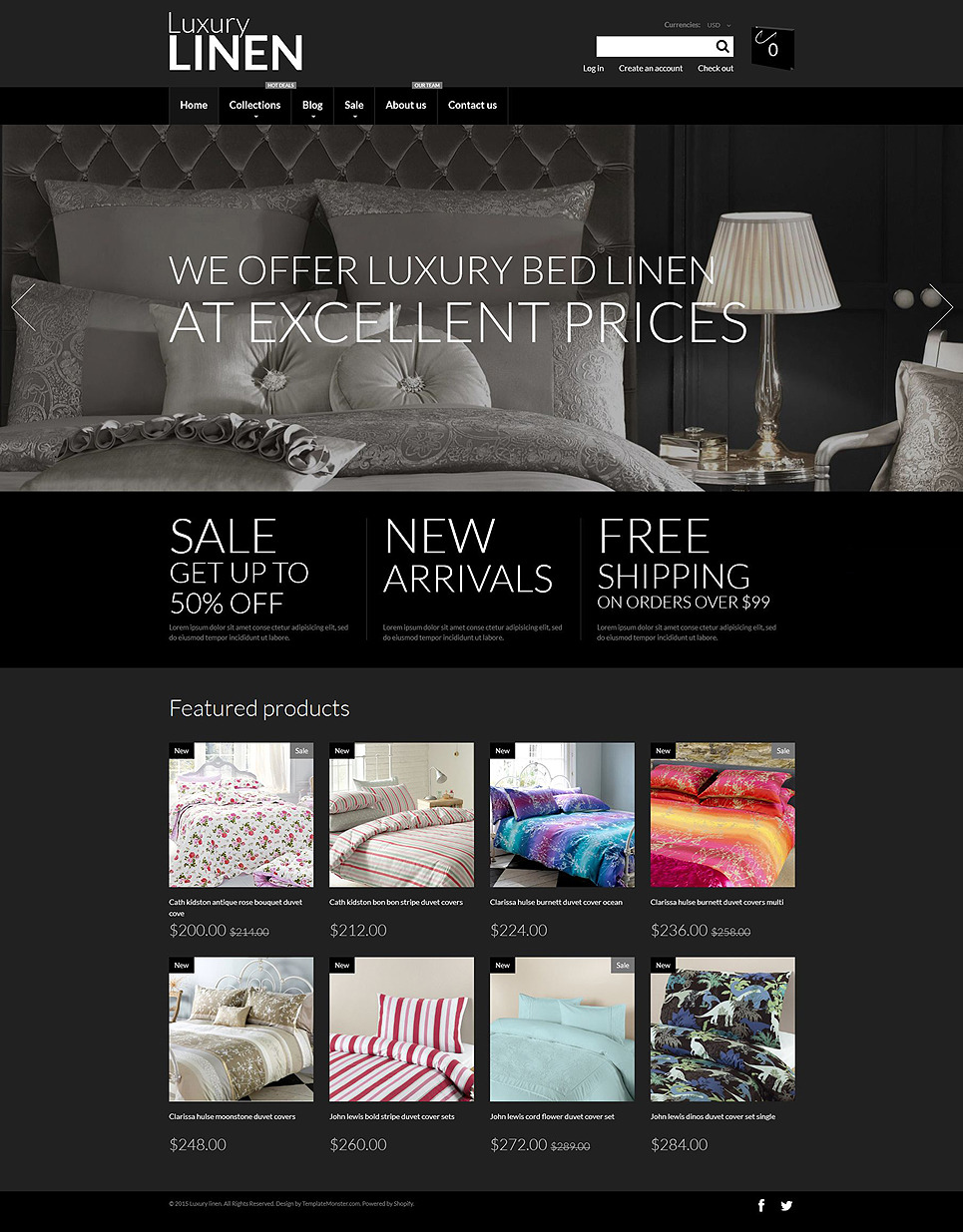 Home Decor Responsive Shopify Theme New Screenshots BIG
