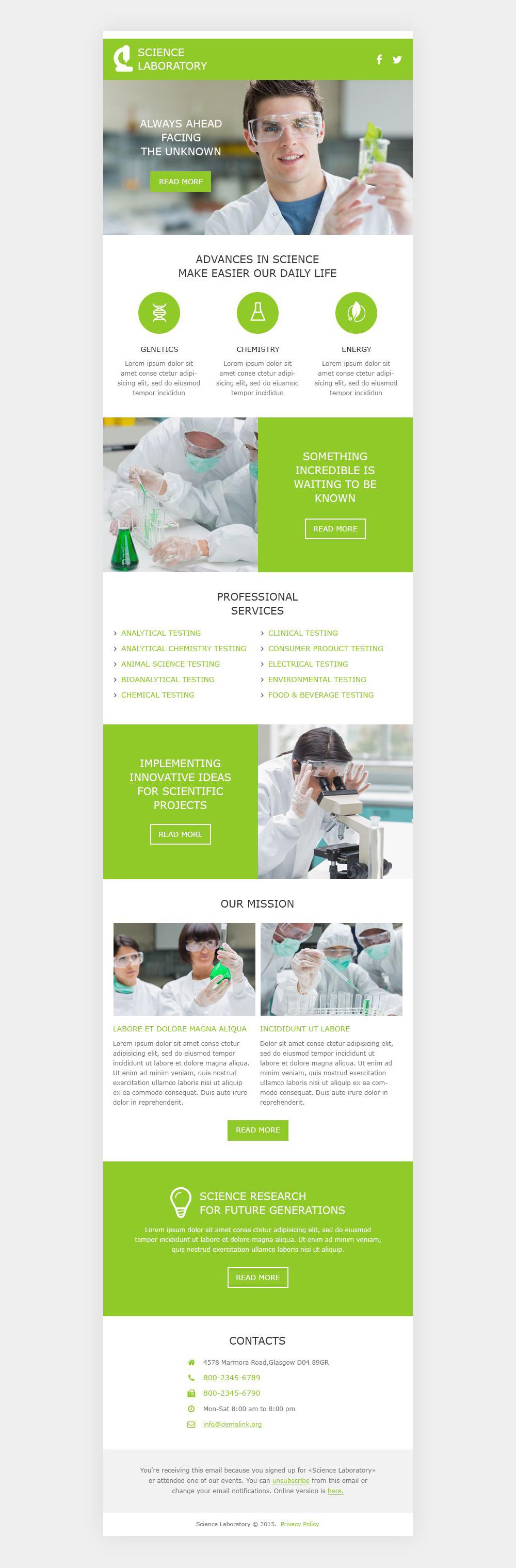 Newsletter Templates | Newsletter Vorlage 53103 Fur Forschungswerkstatt