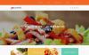 Responsywny motyw WordPress Kawiarnia i restauracja #53143 New Screenshots BIG