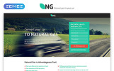 "Шаблон посадочной страницы ""NG - Alternative Power Minimal HTML Bootstrap"""