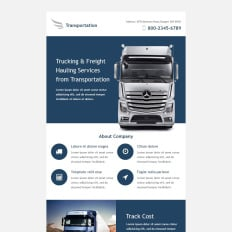 Intertrans. Co transportation joomla template by templatemonster.